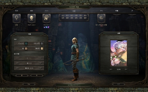 Pillars of Eternity_外観の設定.jpg
